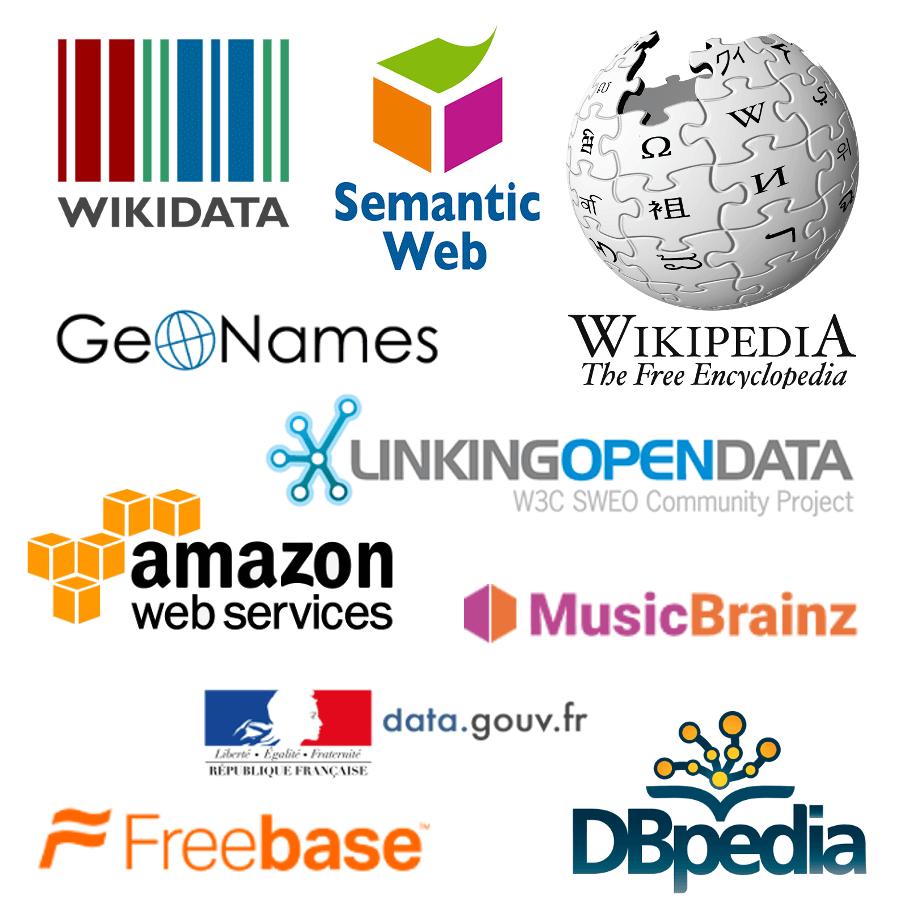 Des données ouvertes